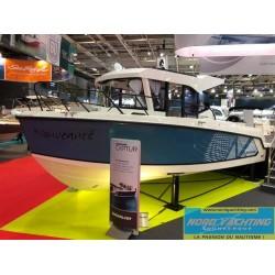 Découvrez le nouveau bateau pêche plaisance QUICKSILVER BOATS captur 805 pilothouse